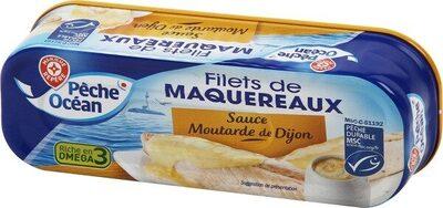 Filets de Maquereaux Moutarde de Dijon - Product