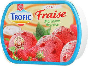 Bac crème glacée fraise - Product - fr