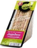 Sandwich jambon emmental - Product