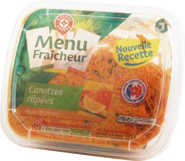 Salade carottes rapées - Produit