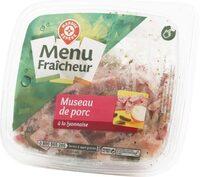 Salade de museau de porc - Produto - fr