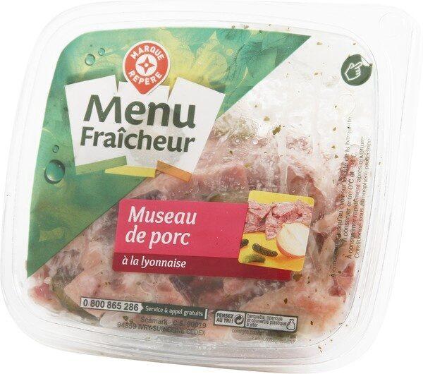 Salade de museau de porc - Product