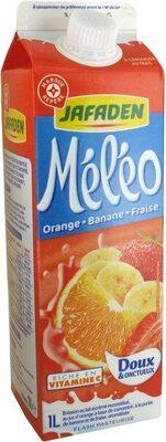 Méléo orange banane fraise - Product
