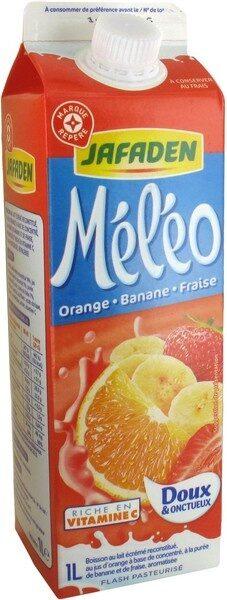 Méléo orange banane fraise - Product - fr