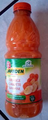 Jus Orange Carotte banane - Product