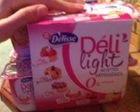 Deli'light patissiers 0% - Product - fr