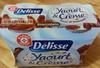 Yaourt & crème Stracciatella - Product