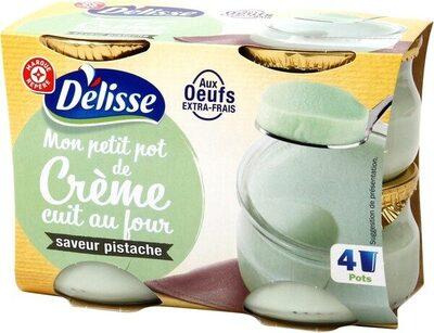 Petit pot de crème pistache - Product