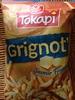 Grignot' saveur fromage - Produit