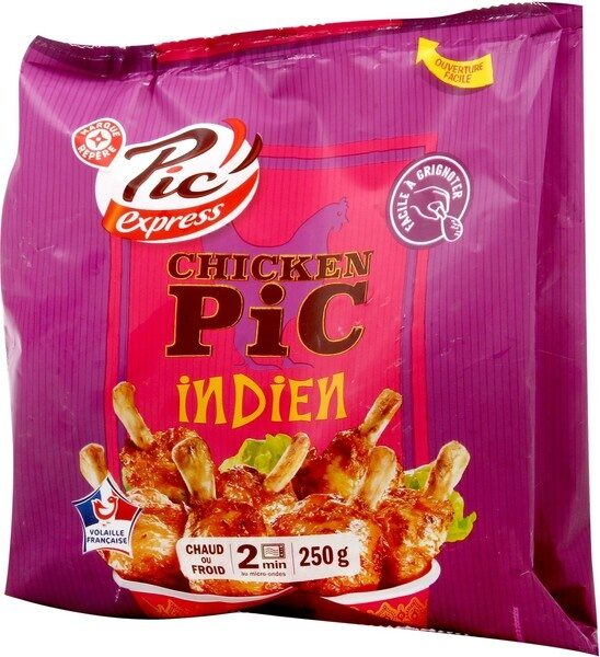 Manchons poulet indiens - Produit - fr