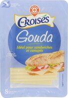 Gouda tranchettes 30,2%MG - Product - fr