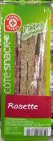 Sandwich à la rosette de Lyon - Product - fr