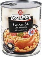 Cassoulet toulousain - Product