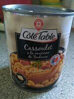 Cassoulet toulousain - Produit - fr