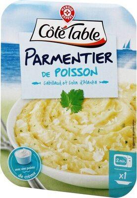 Parmentier de Poisson - Produit - fr