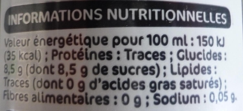 Jean 39 s tonic 33 cl - Acide citrique leclerc ...