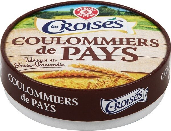 Coulommiers de pays 23% Mat. Gr. - Product - fr