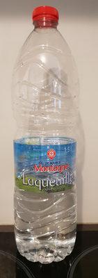 Eau de source de montagne Laqueuille - Product - fr