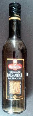 Vinaigre balsamique de modene - Prodotto - fr