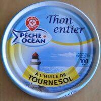 Thon entier à l'huile - Product - fr