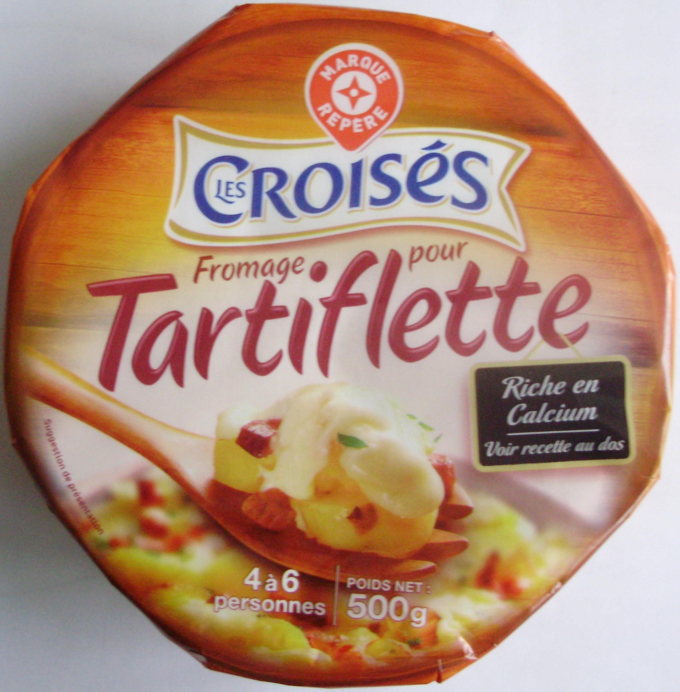 fromage pour tartiflette 27 mg 4 6 personnes les crois s 500 g. Black Bedroom Furniture Sets. Home Design Ideas