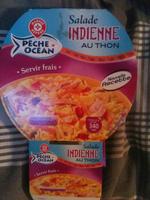 Salade Indienne au Thon - Produit - fr