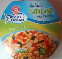 Salade Catalane au Thon - Produit - fr