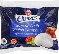 Mozzarella di Buffala 23% Mat. Gr. - Product - fr