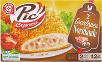 Escalopes normandes x 2 - Product - fr