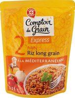 Riz a la mediteraneenne doyp - Product - fr