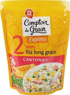 Riz cantonais doypack - Product