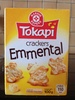 Crackers emmental - Product