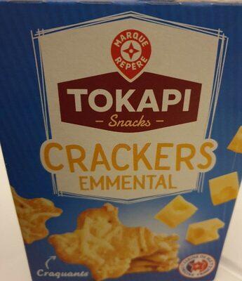 Crackers à l'emmental - Product - fr