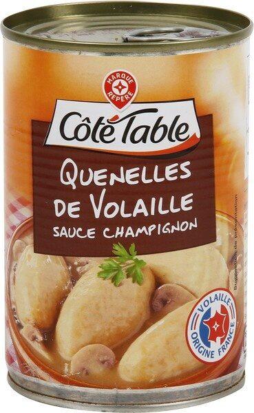 Champignon sauce