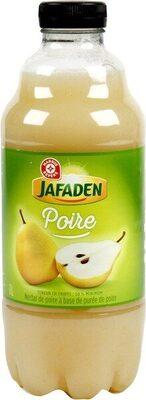 Nectar de poire - Product