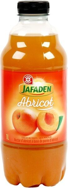 Nectar d'abricots - Product
