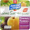 Purées pomme pruneaux - Produto