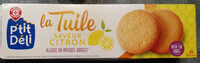 Tuiles citron - Produit - fr