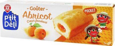 Gâteaux fourrage abricot x 7 - Produit