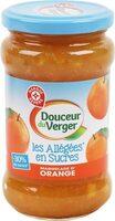 Les allégées en sucres Marmelade d'orange - Product - fr