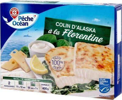 Colin d'Alaska à la Florentine - Product