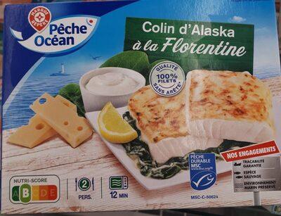 Colin d'Alaska à la Florentine - Produit