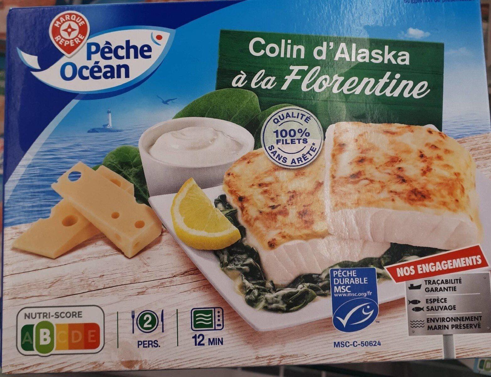 Colin d'Alaska à la Florentine - Produit - fr