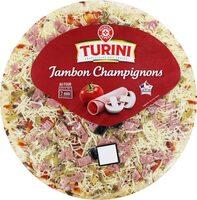 Pizza jambon champignon - Produit