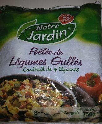 Poêlée de légumes grillés - Prodotto - fr
