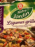Poêlée de légumes grillés - Valori nutrizionali - fr