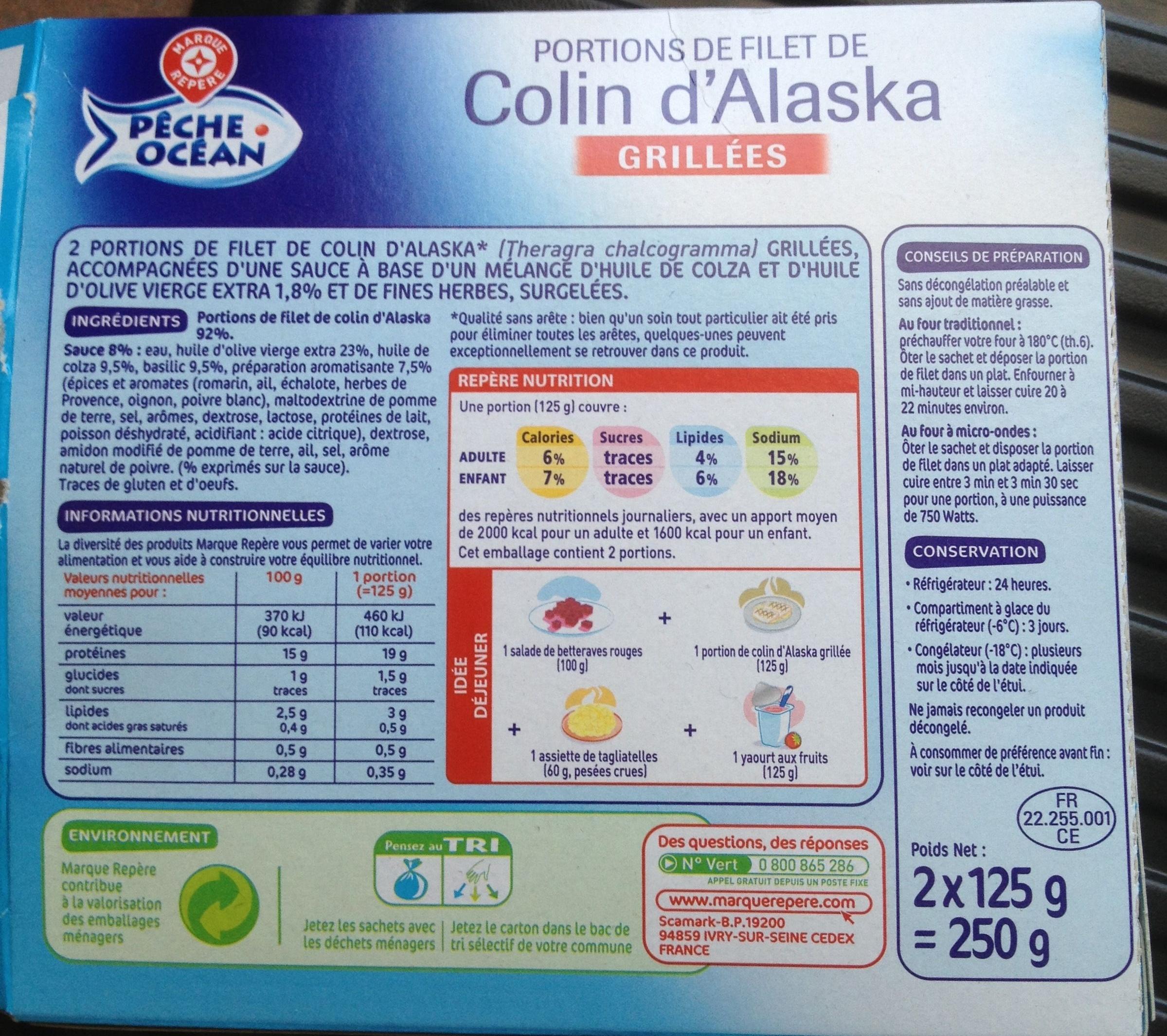 Colin herbes et huile d'olive x 2 - Product - fr