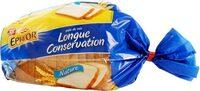 Pain de mie longue conservation - Product