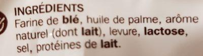 Croûtons oignon - Ingrediënten - fr