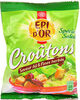 Croutons salade ail et fines herbes - Produto